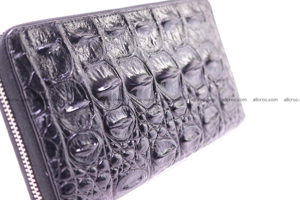 Crocodile wallet-clutch 1 zip 324 Foto 5