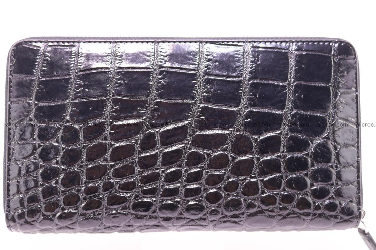 Crocodile wallet-clutch 1 zip 324 Foto 1