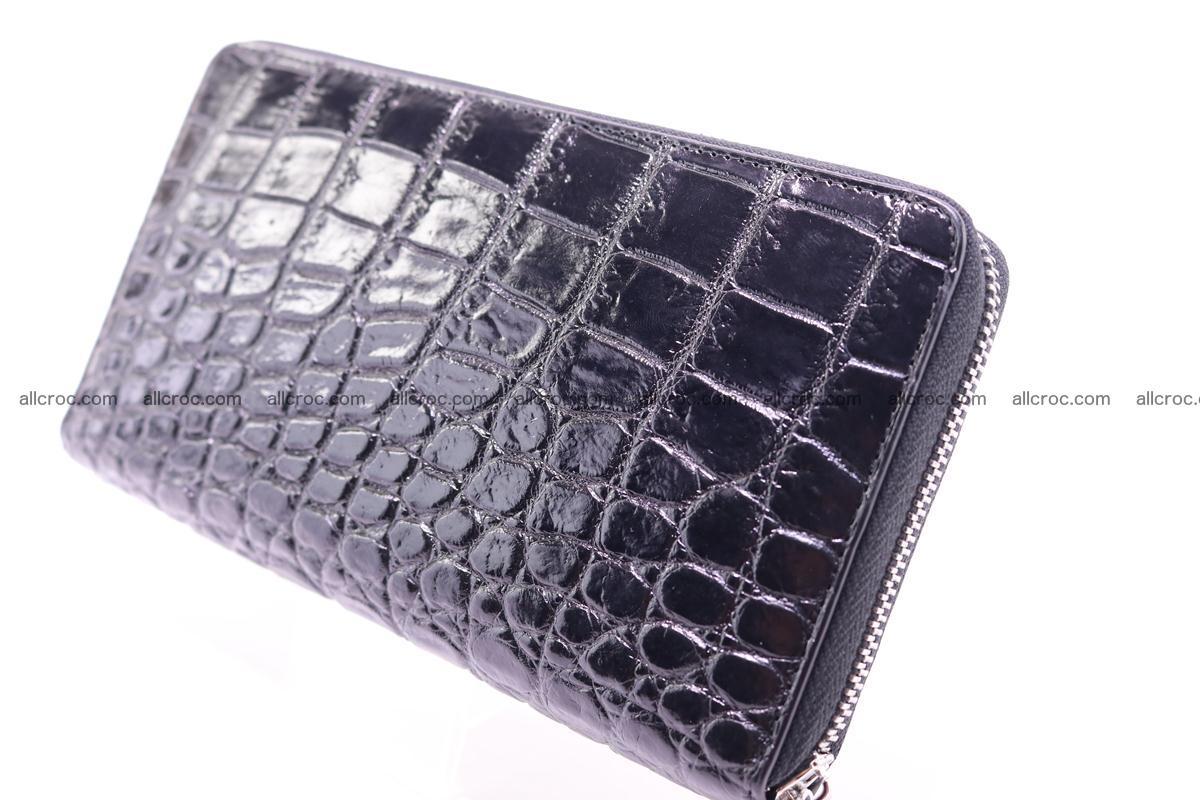 Crocodile wallet-clutch 1 zip 324 Foto 13
