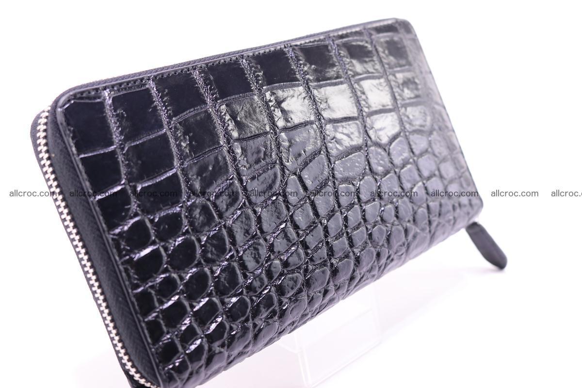 Crocodile wallet-clutch 1 zip 324 Foto 12