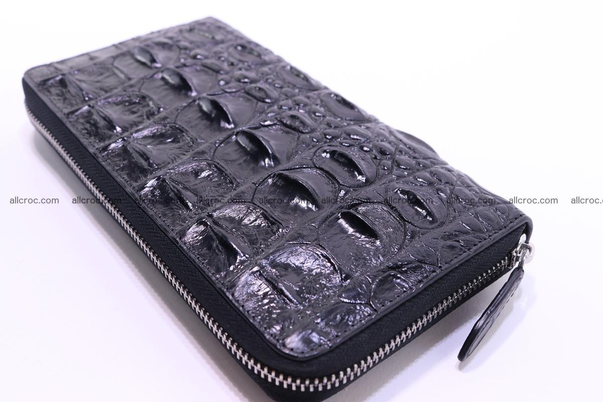 Crocodile wallet-clutch 1 zip 324 Foto 7