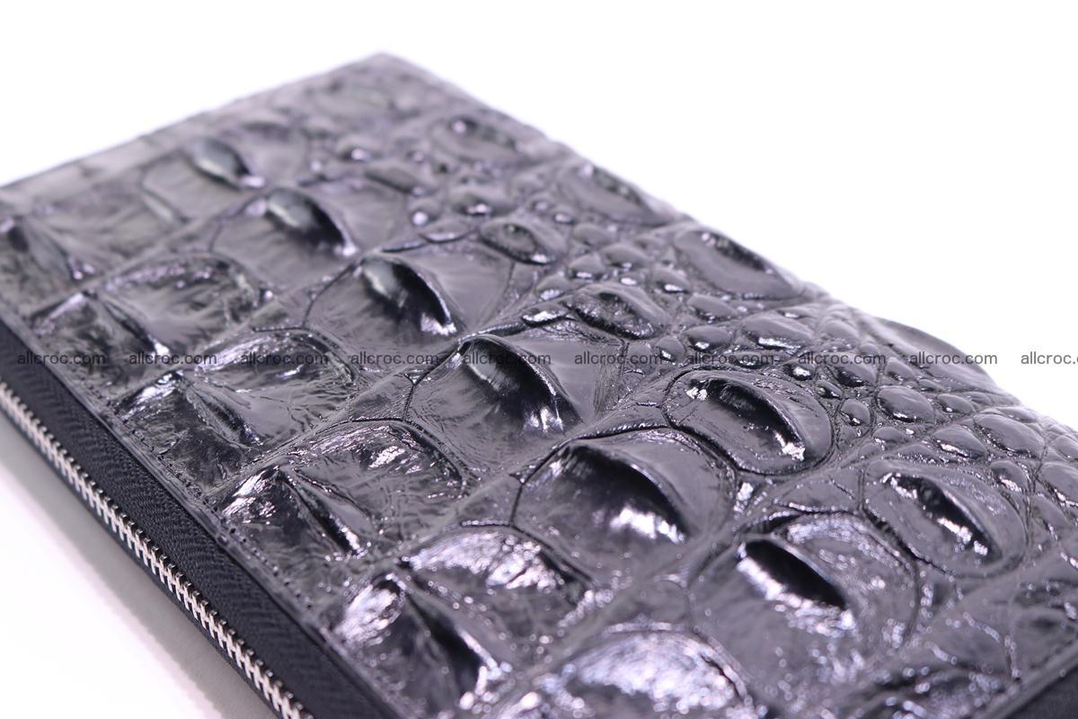 Crocodile wallet-clutch 1 zip 324 Foto 6