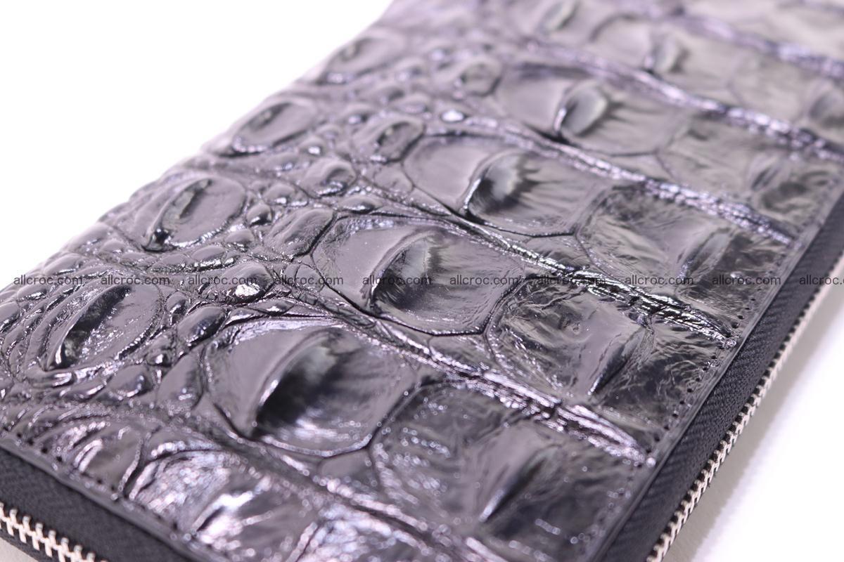 Crocodile wallet-clutch 1 zip 324 Foto 9