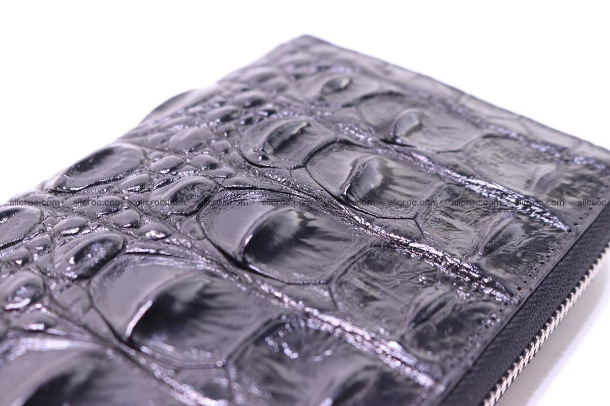 Crocodile wallet-clutch 1 zip 324 Foto 8