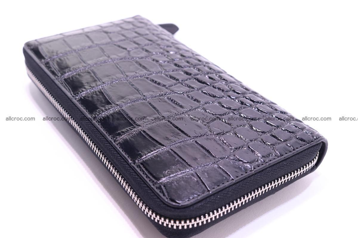 Crocodile wallet-clutch 1 zip 324 Foto 10