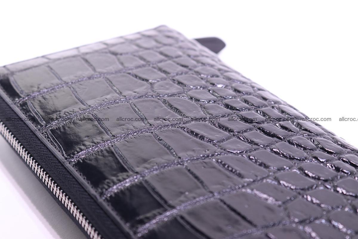 Crocodile wallet-clutch 1 zip 324 Foto 11