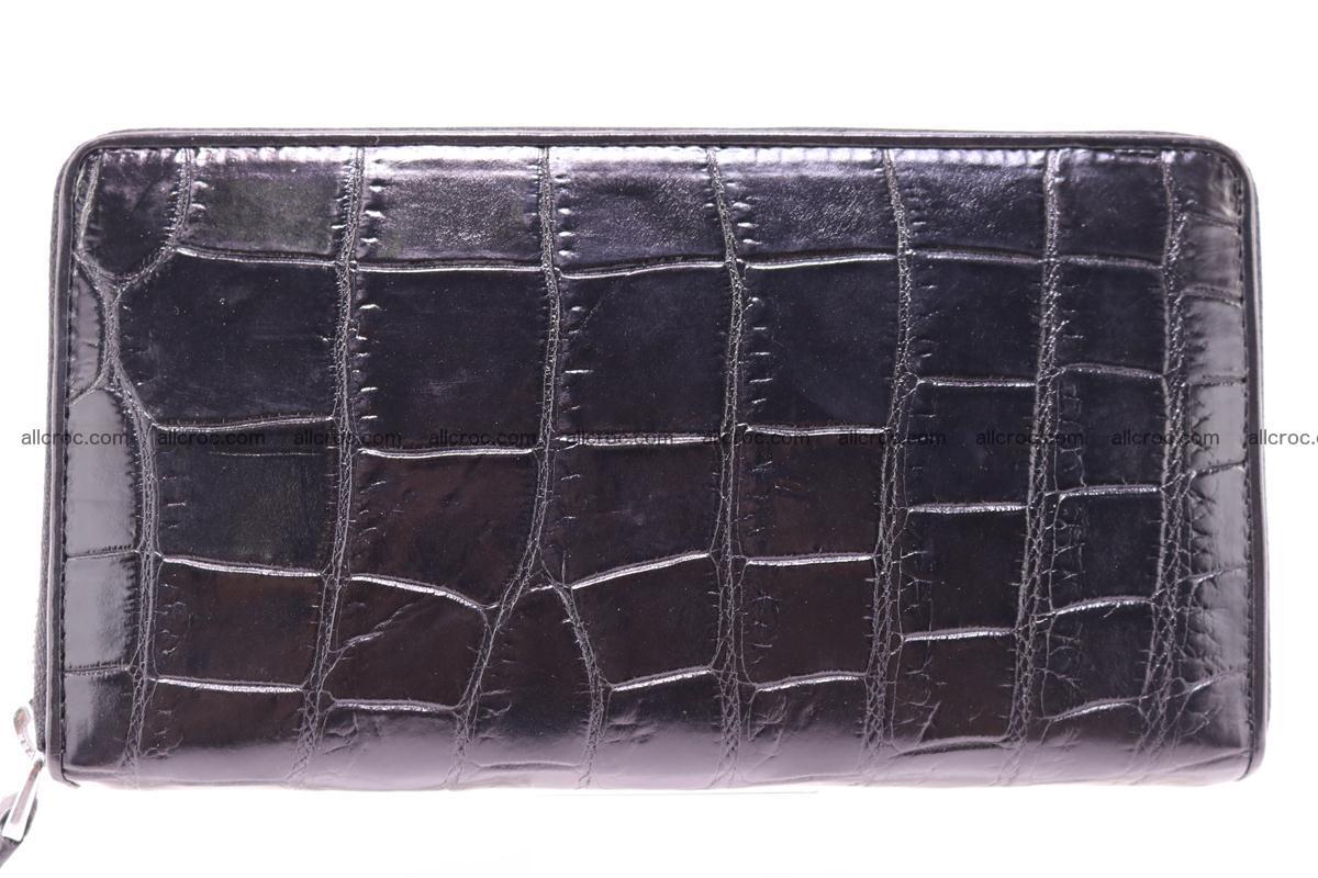 Crocodile wallet-clutch 1 zip 325 Foto 0