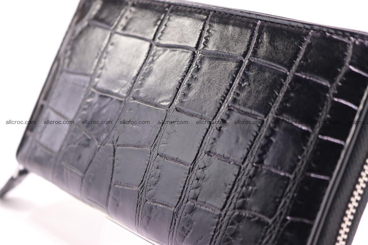 Crocodile wallet-clutch 1 zip 325 Foto 3