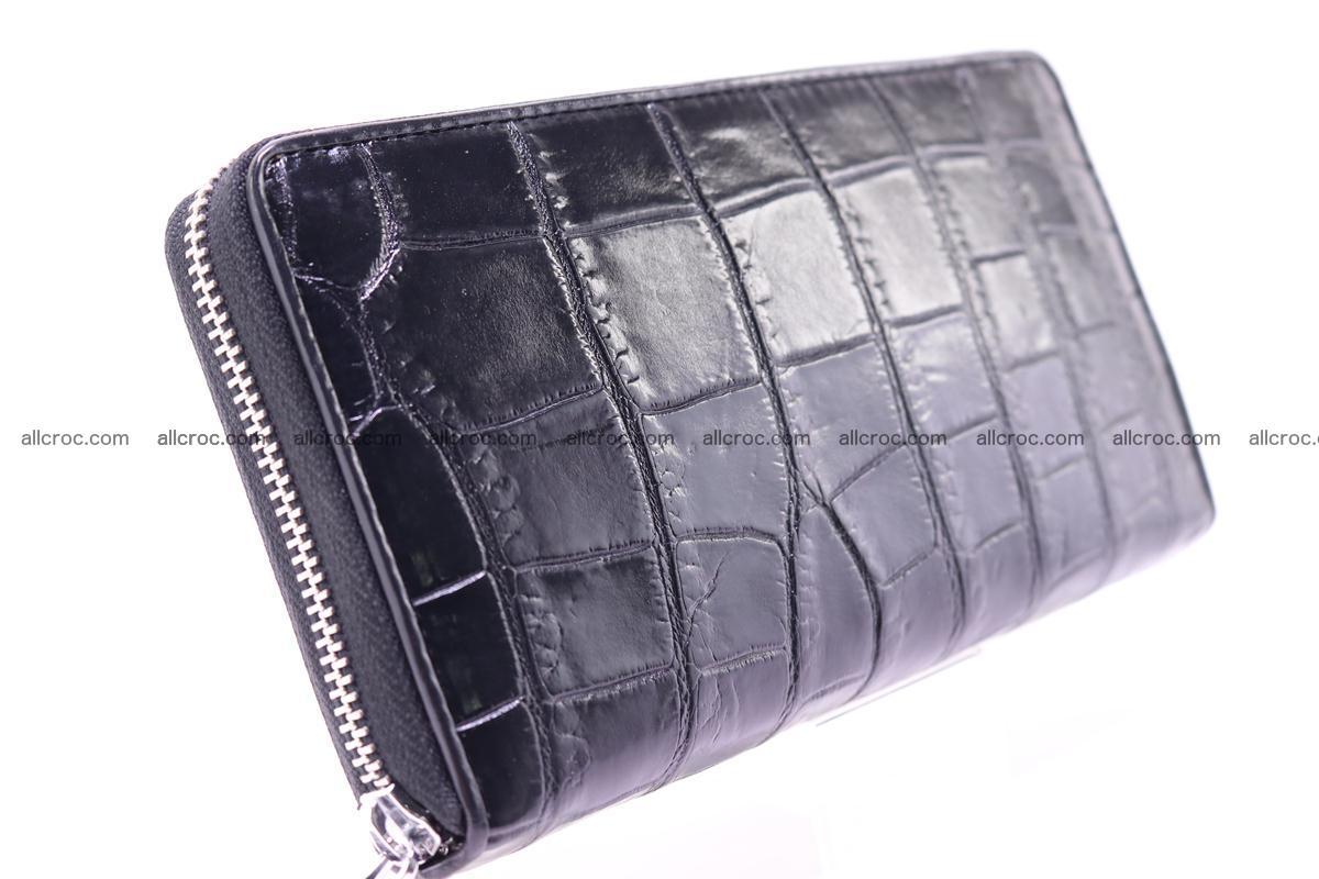 Crocodile wallet-clutch 1 zip 325 Foto 4