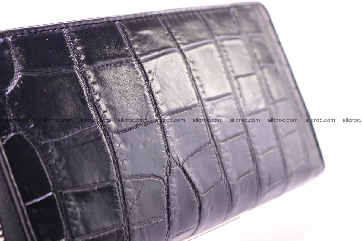Crocodile wallet-clutch 1 zip 325 Foto 5