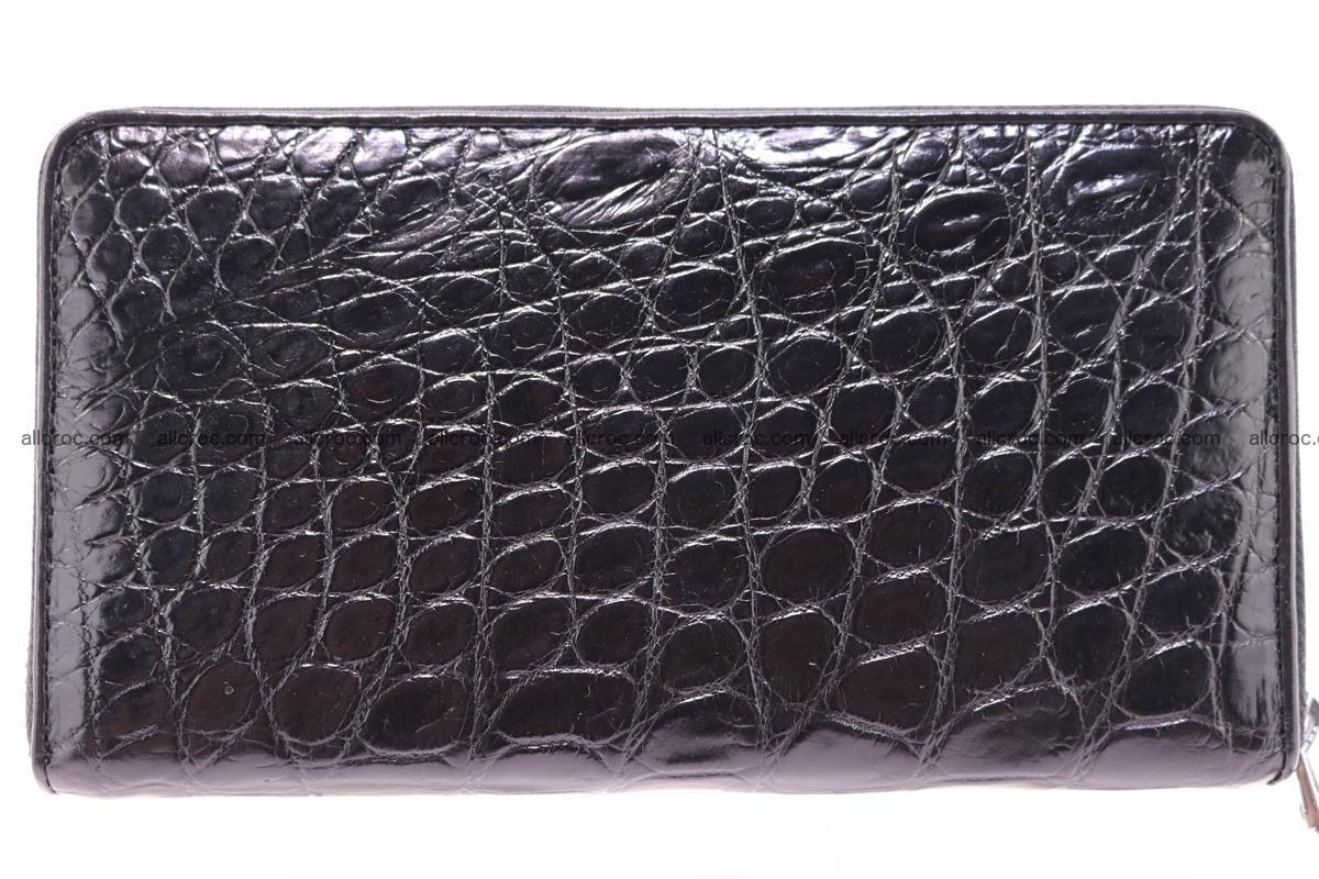 Crocodile wallet-clutch 1 zip 325 Foto 1