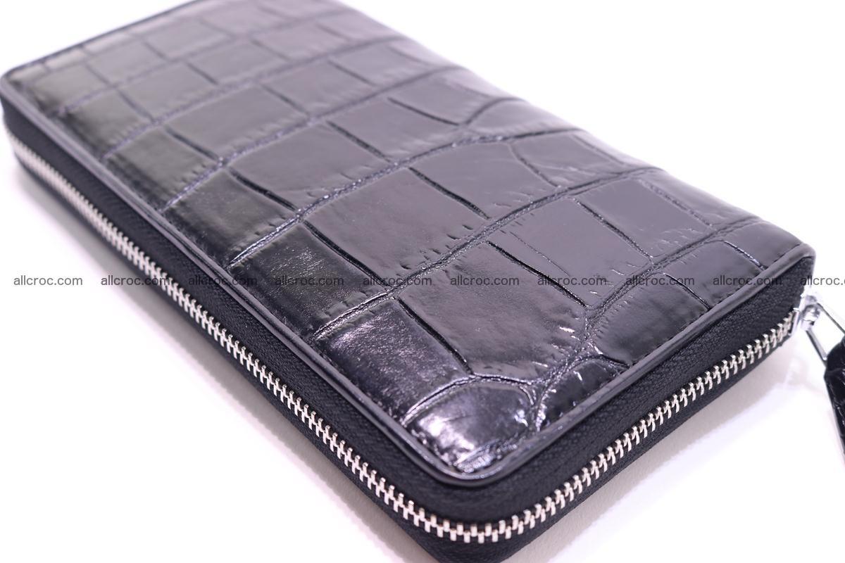 Crocodile wallet-clutch 1 zip 325 Foto 6
