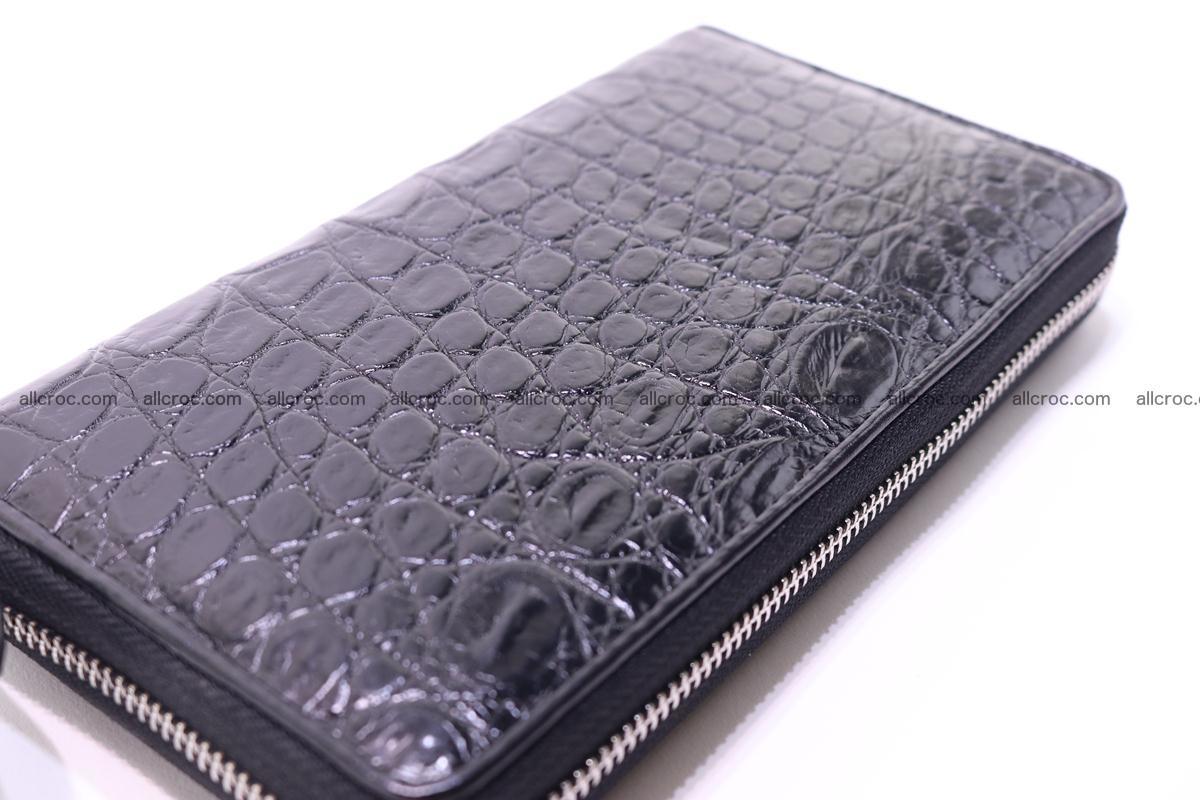 Crocodile wallet-clutch 1 zip 325 Foto 8