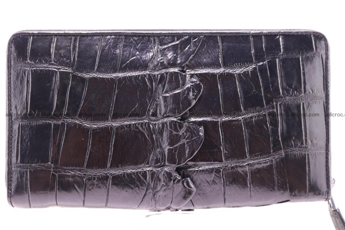 Crocodile wallet-clutch 1 zip 326 Foto 3