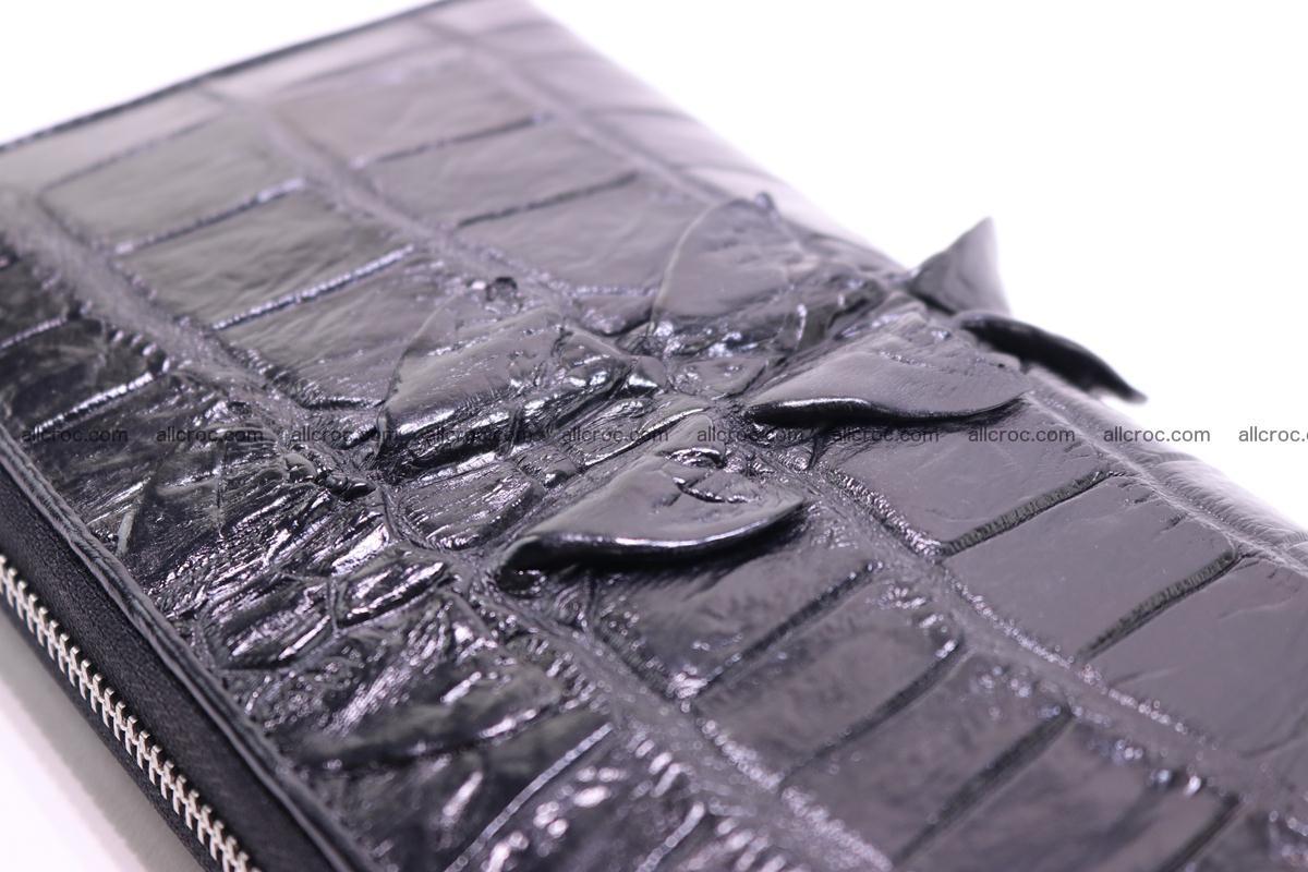 Crocodile wallet-clutch 1 zip 326 Foto 4