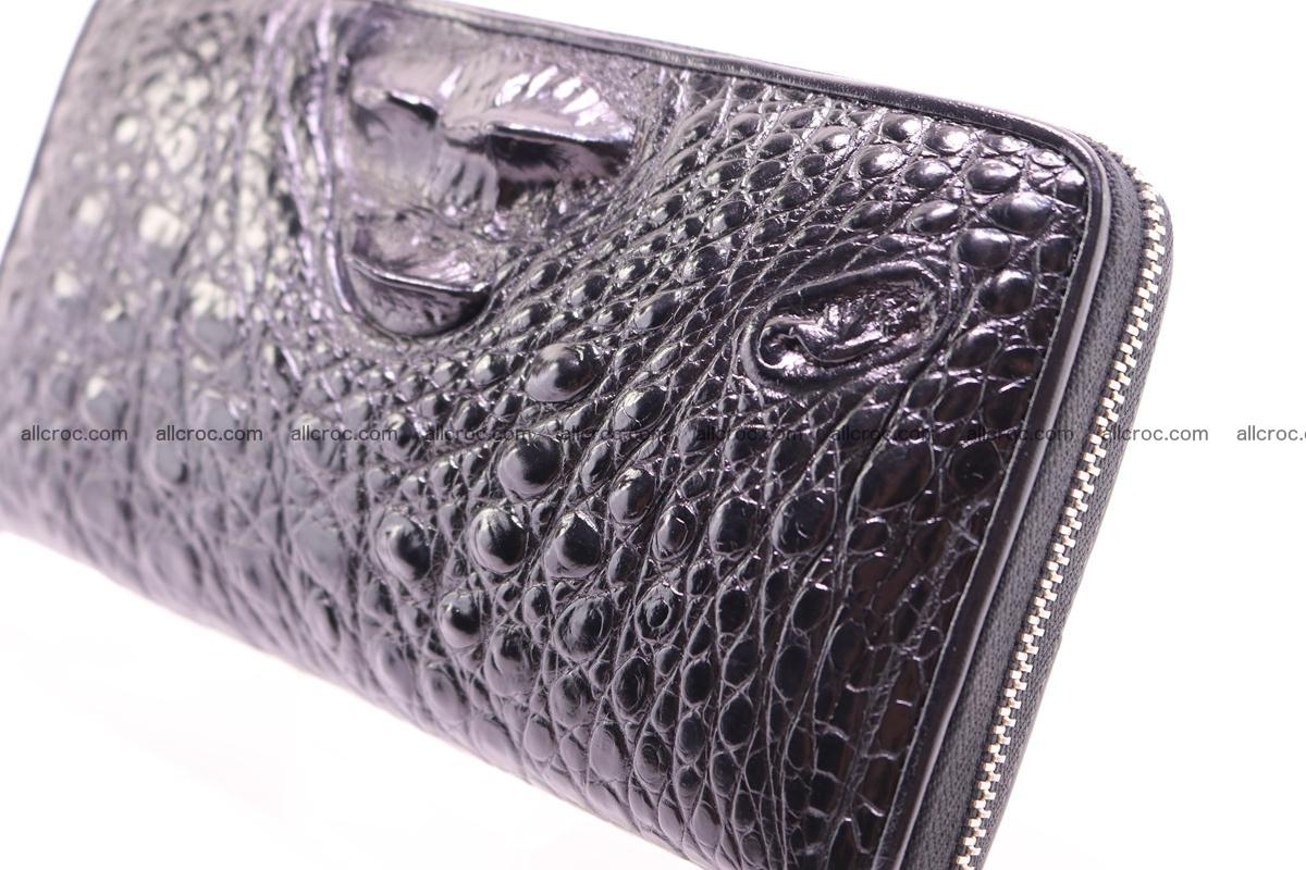 Crocodile wallet-clutch 1 zip 327 Foto 1