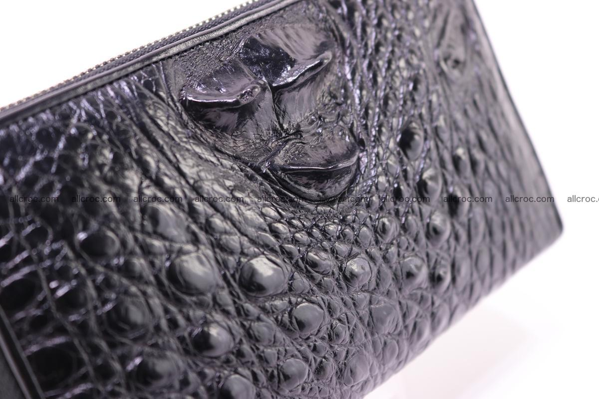 Crocodile wallet-clutch 1 zip 327 Foto 3