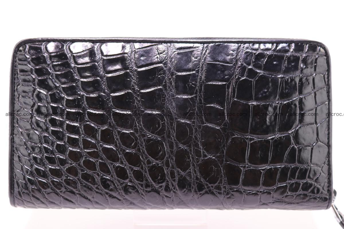 Crocodile wallet-clutch 1 zip 327 Foto 7