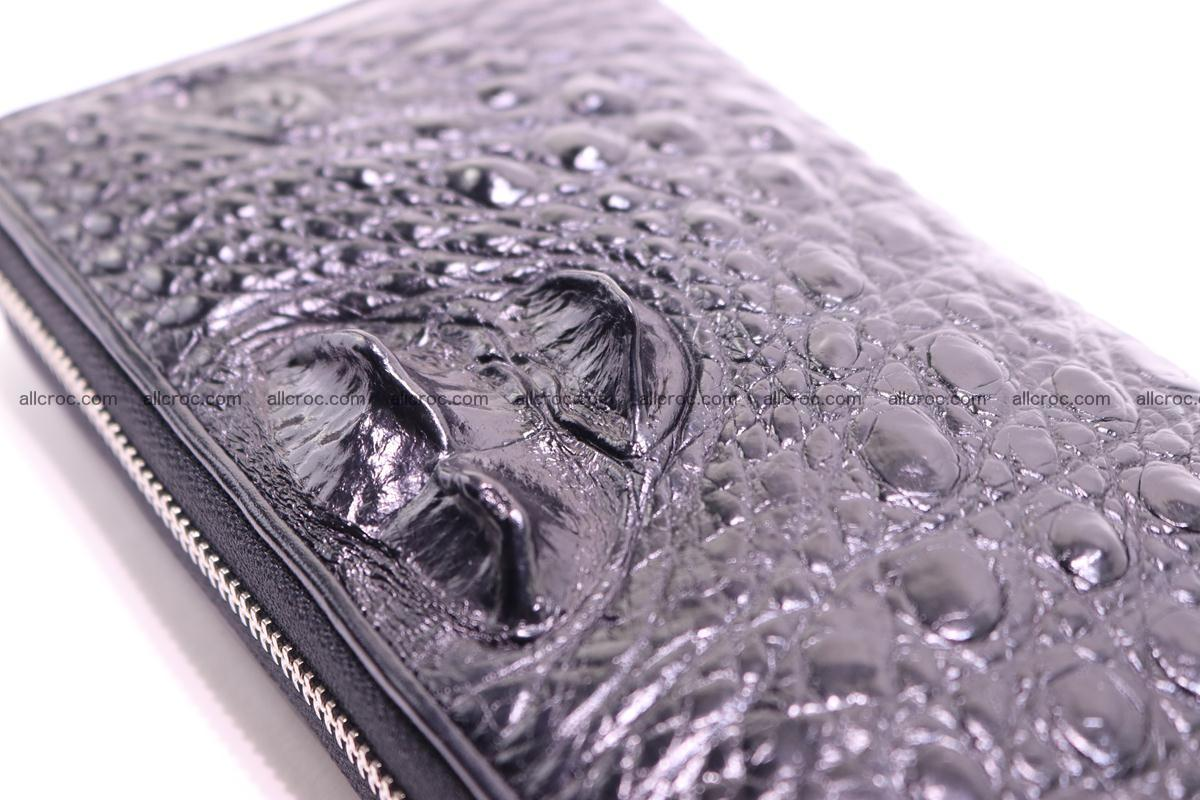 Crocodile wallet-clutch 1 zip 327 Foto 4
