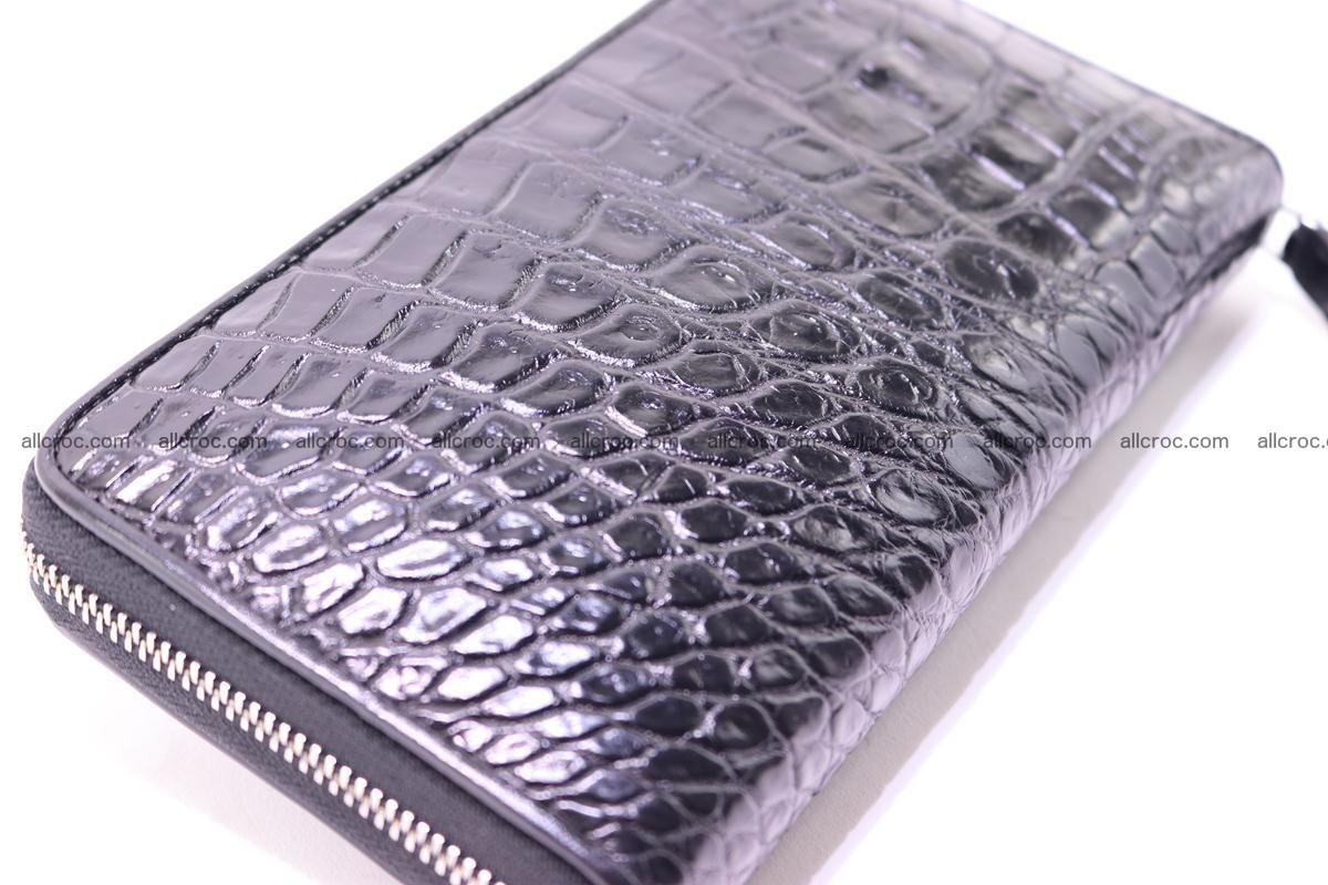 Crocodile wallet-clutch 1 zip 327 Foto 6
