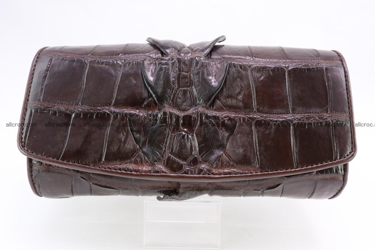 Crocodile wallet for women 297 Foto 0