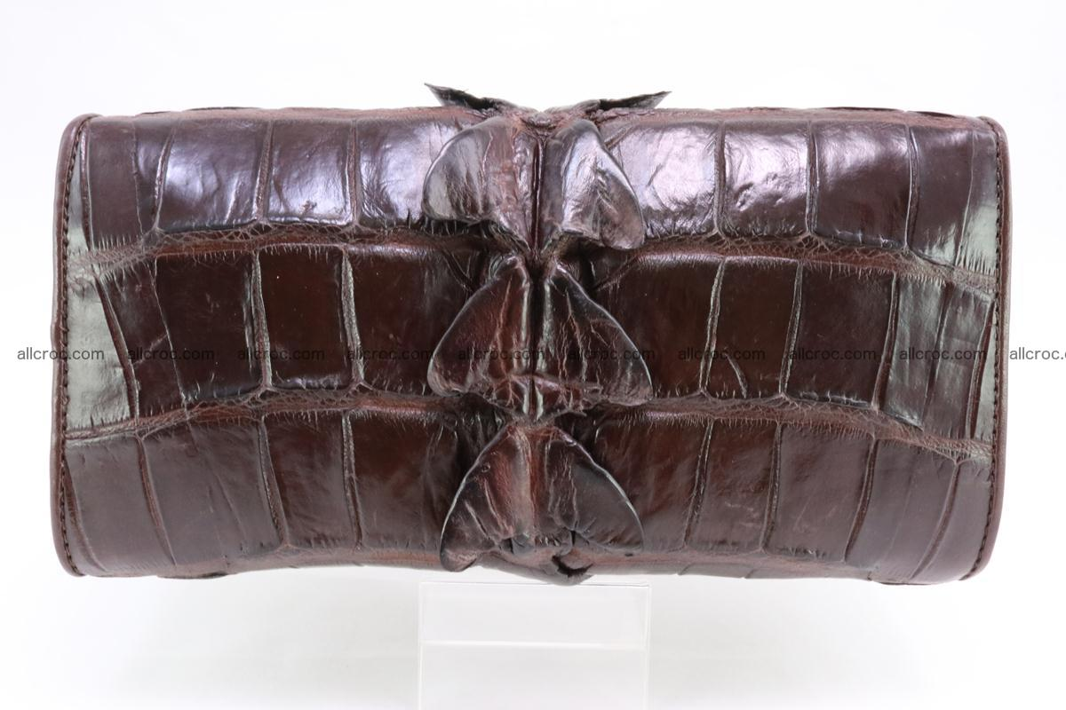 Crocodile wallet for women 297 Foto 1