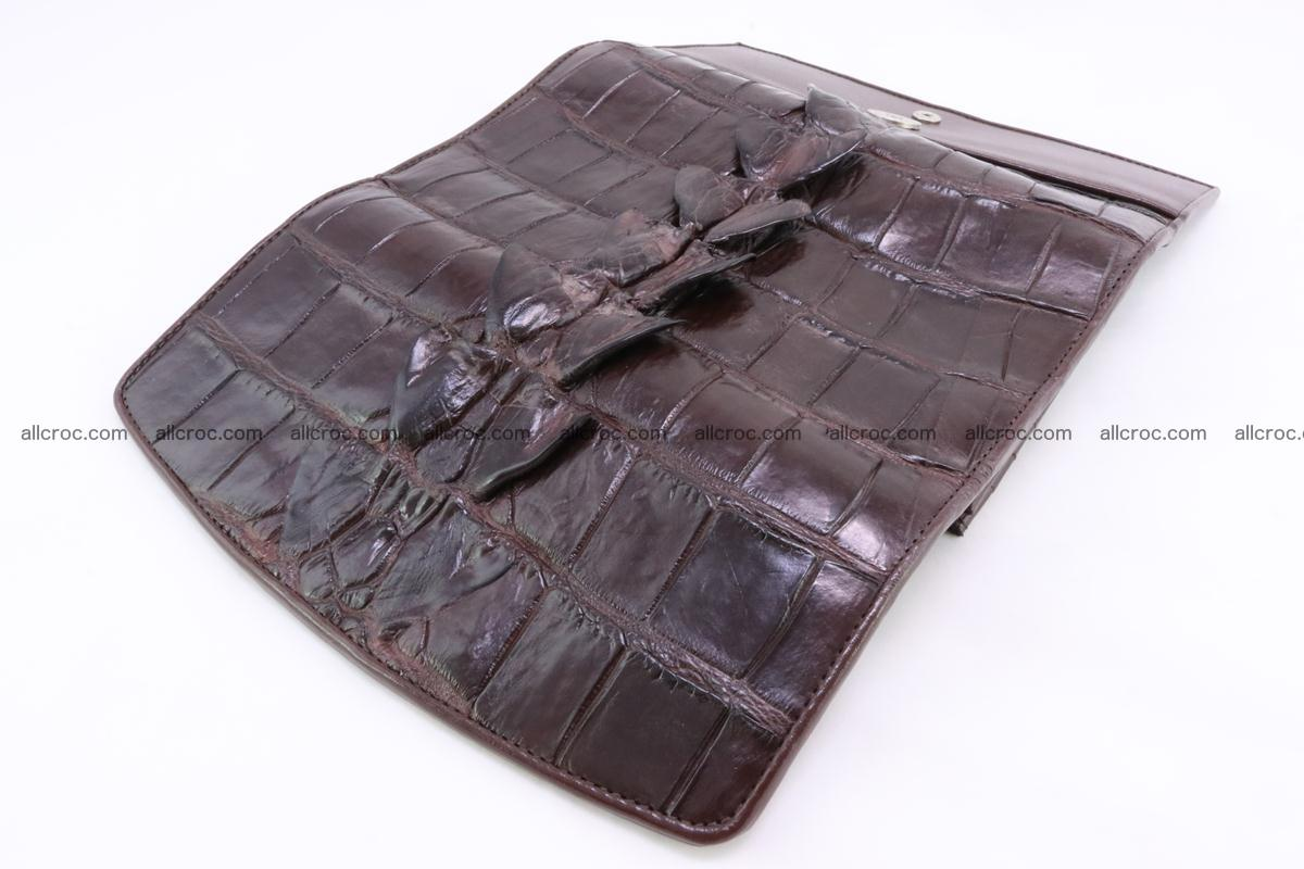 Crocodile wallet for women 297 Foto 6