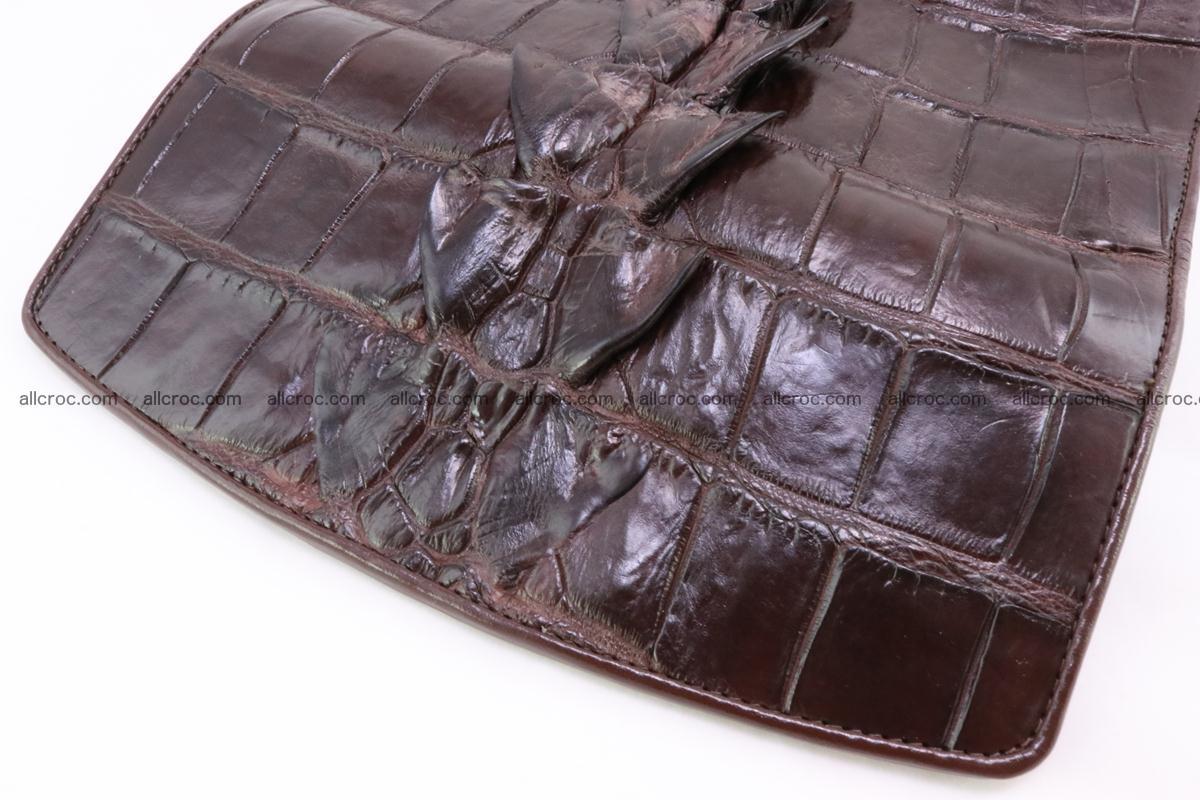 Crocodile wallet for women 297 Foto 8