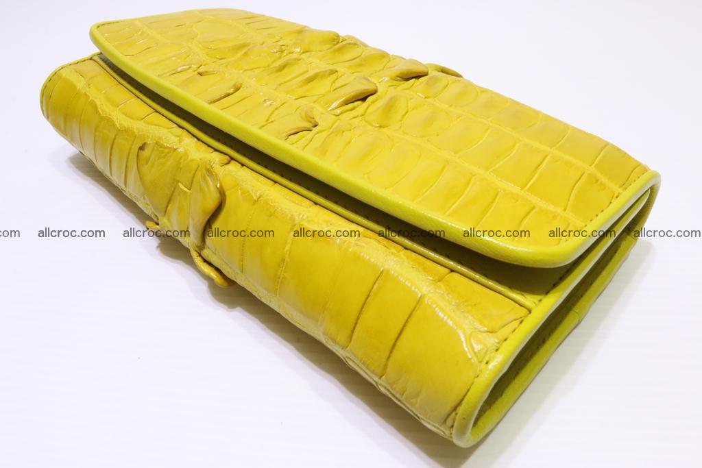 Crocodile wallet for women 298 Foto 5