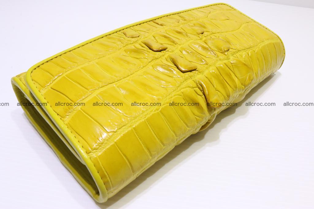 Crocodile wallet for women 298 Foto 6