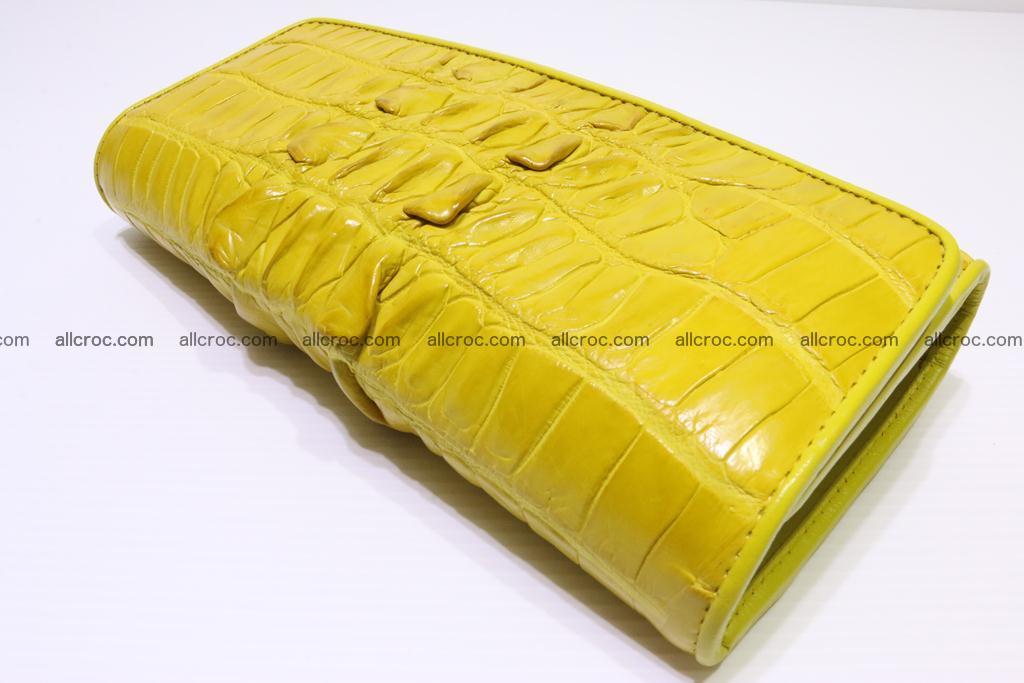 Crocodile wallet for women 298 Foto 7