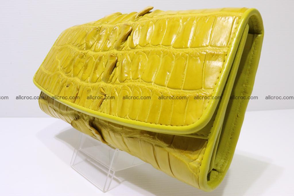 Crocodile wallet for women 298 Foto 2