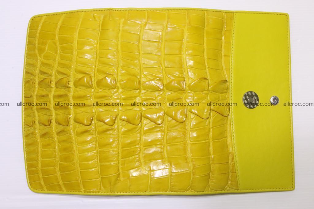 Crocodile wallet for women 298 Foto 9