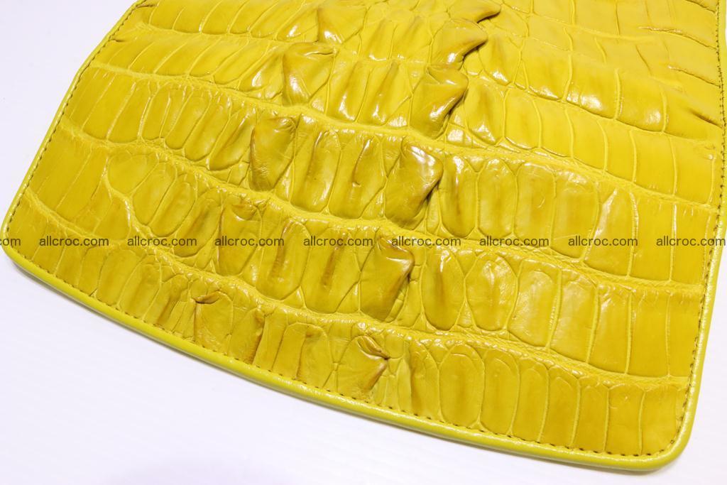 Crocodile wallet for women 298 Foto 10