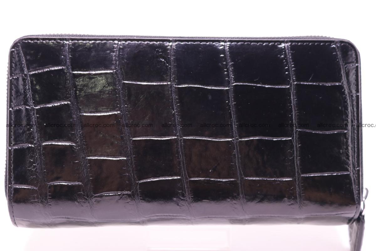 Crocodile wallet with 2 zips 312 Foto 0