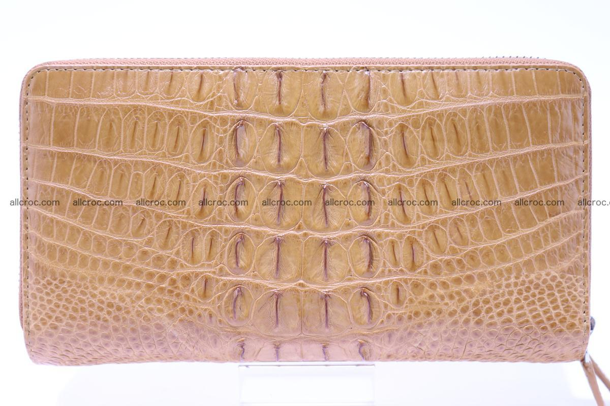 Crocodile wallet with 2zip 299 Foto 7