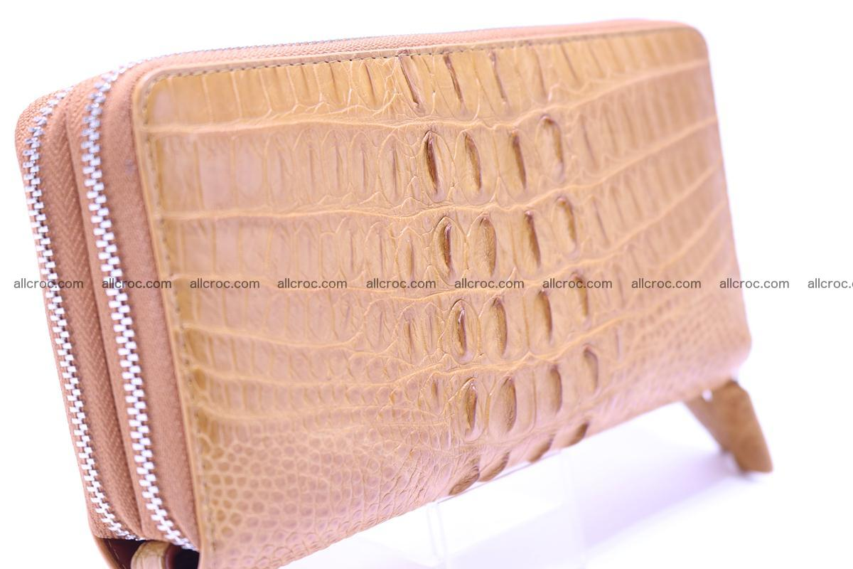 Crocodile wallet with 2zip 299 Foto 2