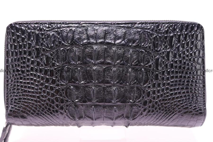 Crocodile wallet with 2zip 300