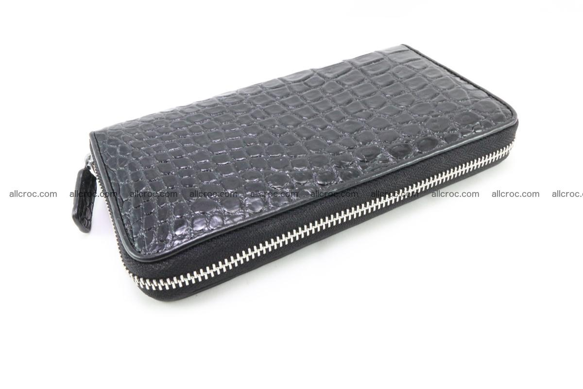 Crocodile wallet 1zip 332 Foto 4