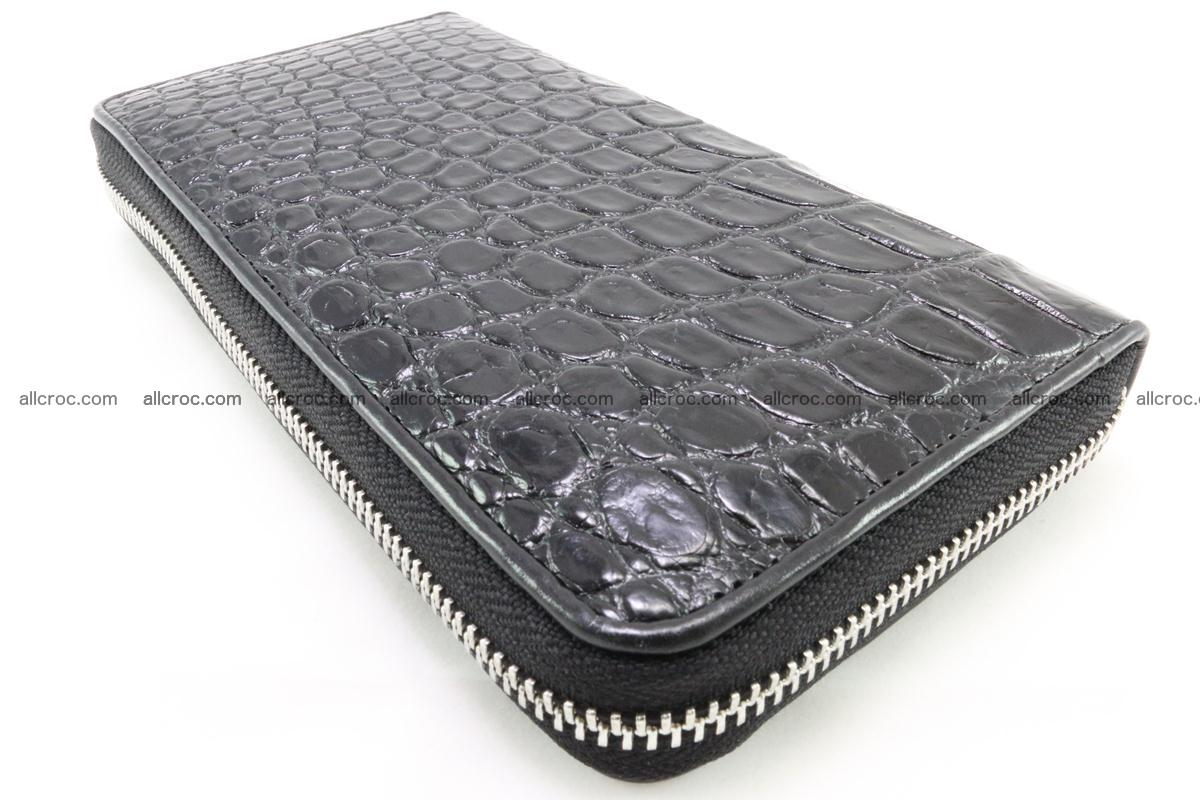 Crocodile wallet 1zip 332 Foto 8