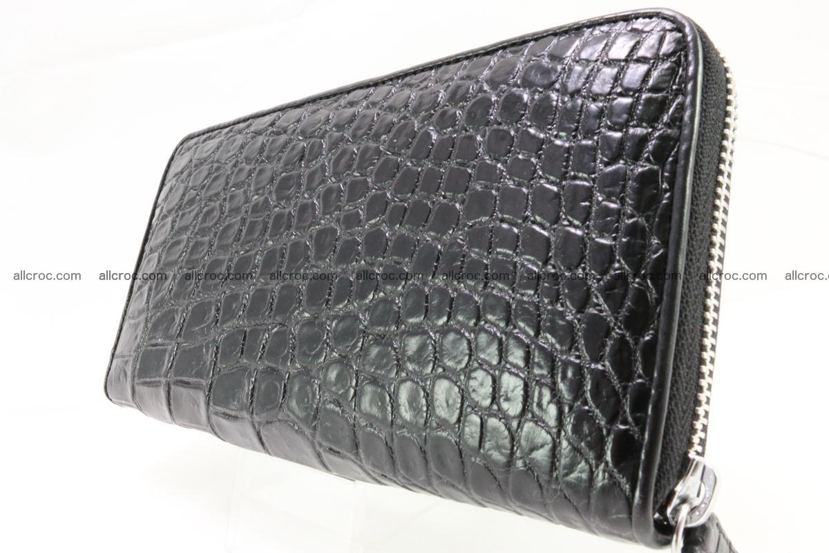 Crocodile wallet 1zip 332 Foto 2
