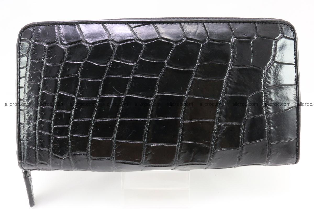Crocodile wallet 1zip 332 Foto 0