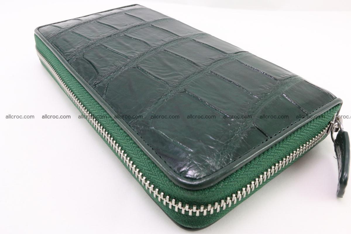 Crocodile wallet 1zip 337 Foto 3
