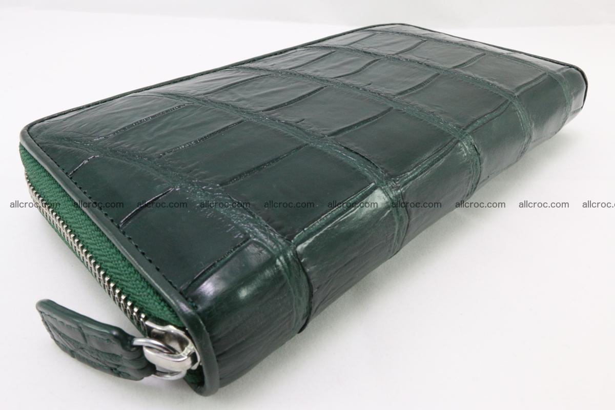 Crocodile wallet 1zip 337 Foto 5