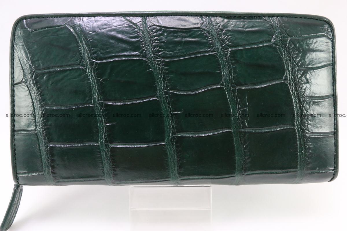 Crocodile wallet 1zip 337 Foto 0