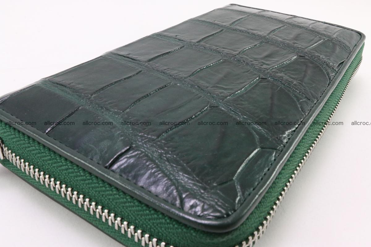 Crocodile wallet 1zip 337 Foto 7
