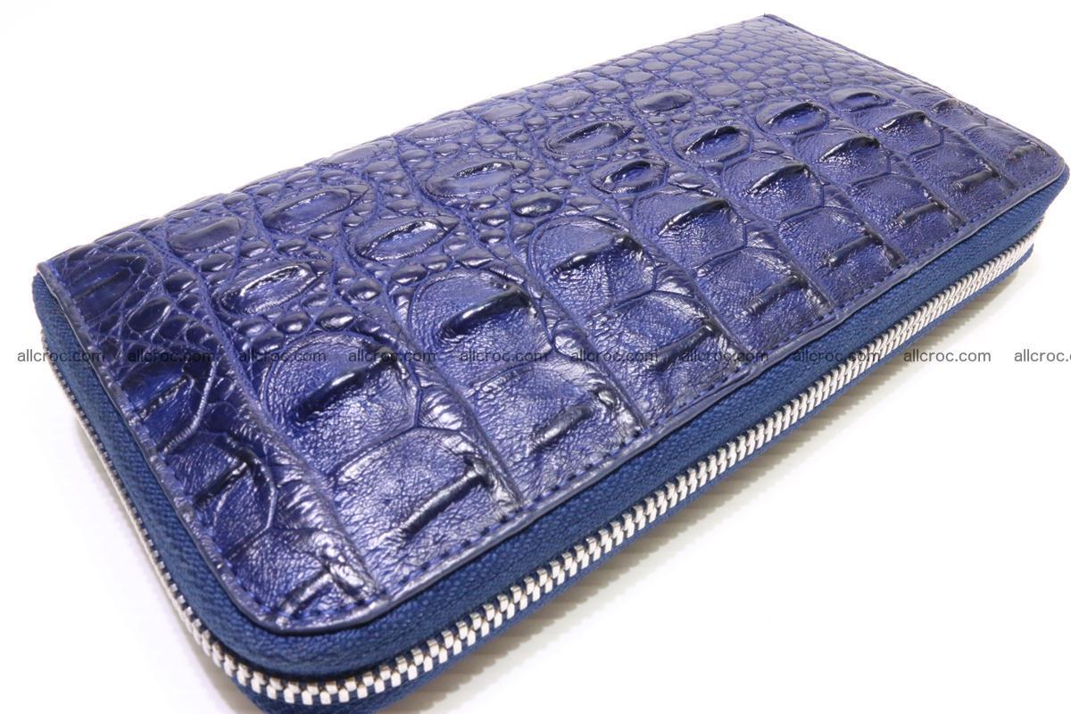 Crocodile wallet 1zip 335 Foto 4