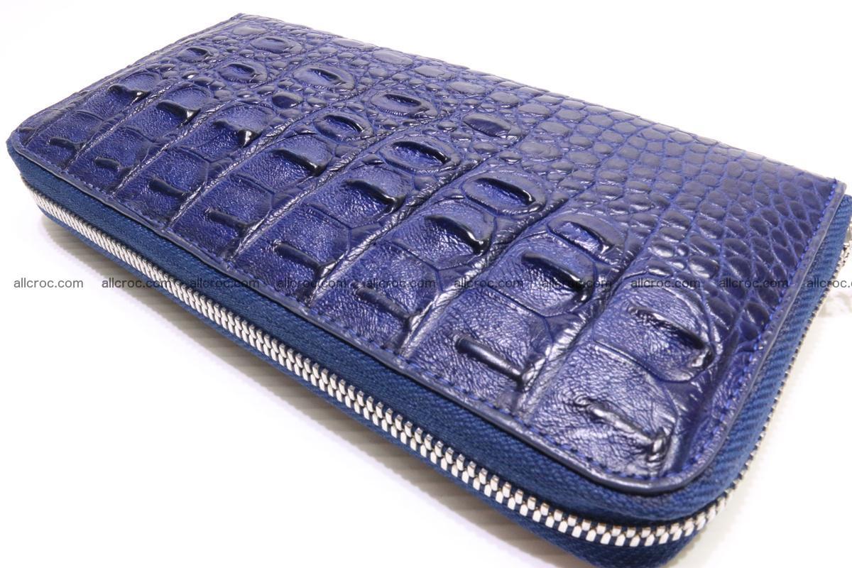 Crocodile wallet 1zip 335 Foto 5