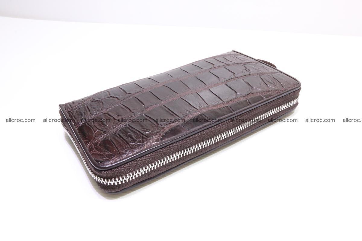 Crocodile wallet 1zip 331 Foto 2
