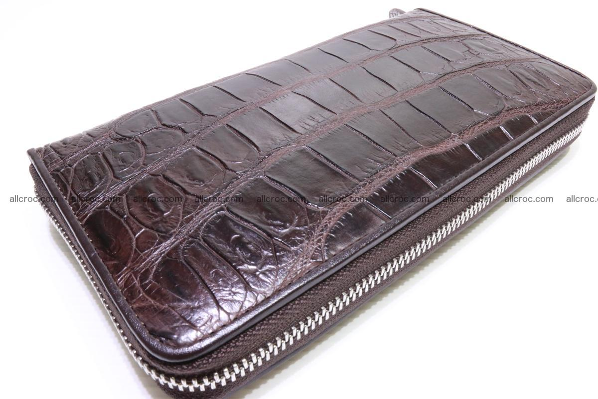 Crocodile wallet 1zip 331 Foto 6